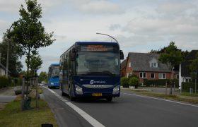 Il bus italiano che ha stregato i danesi
