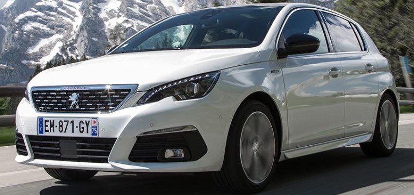 Peugeot 308 cambia, ecco come