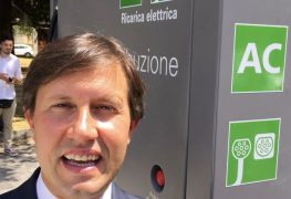 Firenze, la città più elettrica d'Italia