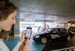 Bosch, Mercedes e il parcheggio automatizzato