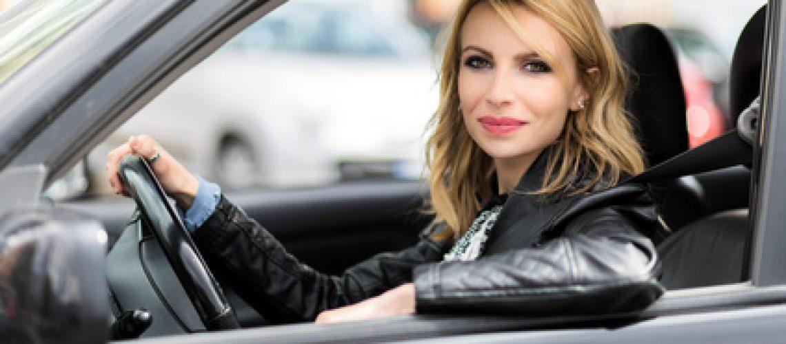 Donne alla guida…