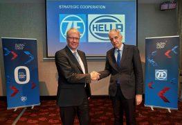 Hella e ZF insieme verso la guida autonoma