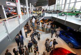 È boom per il Museo Lamborghini