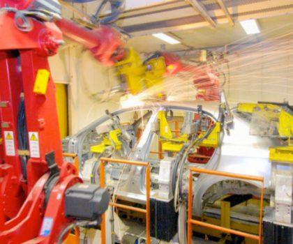 Lo sprint della componentistica made in Italy