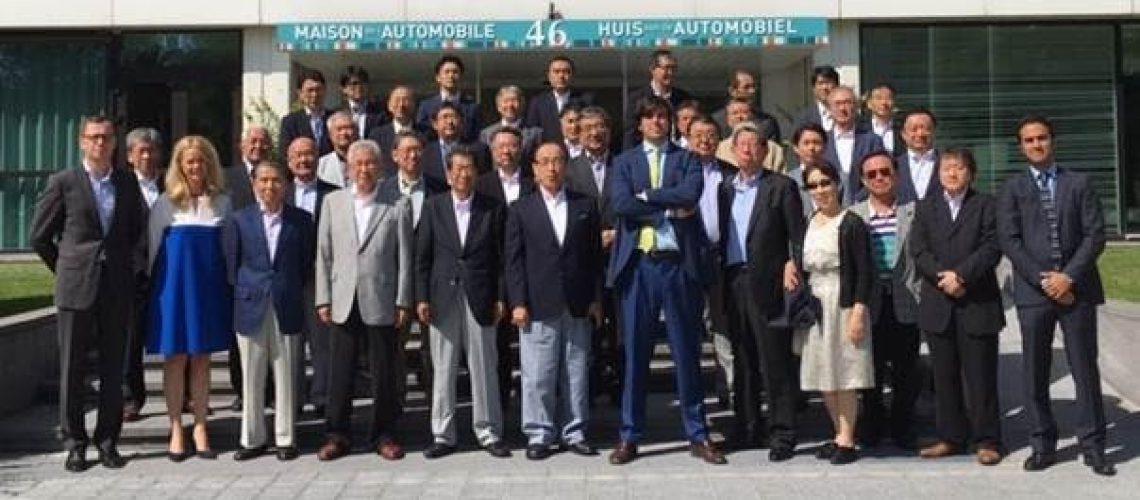 Truck dealer europei e giapponesi a confronto