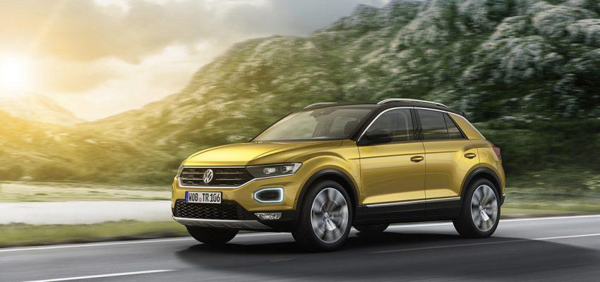 Quarto Suv per Volkswagen