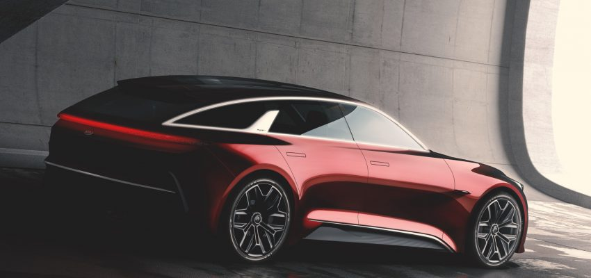Concept e auto di serie