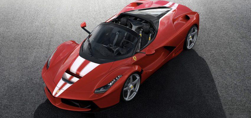 Ferrari fa 70 anni e dona 8,3 milioni in beneficenza