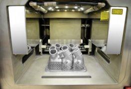 La nuova frontiera del ricambio è la stampa 3D