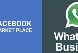 Facebook Marketplace e WhatsApp Business