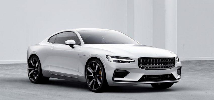 Volvo Polestar, nuovo brand per nuove ambizioni