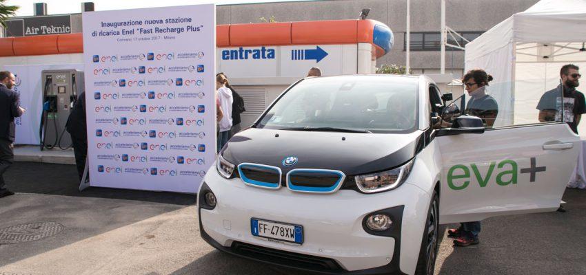 Bmw-Enel, con le partnership l'elettrico avanza