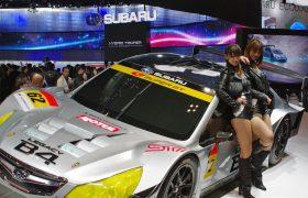 Motor Show di Tokio…