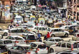 Bosch fotografa la mobilità nel mondo