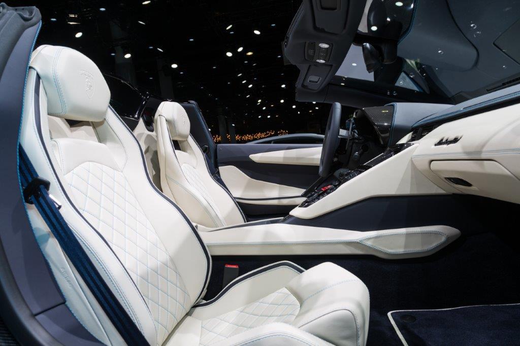 Lamborghini AventadorRoadsterS