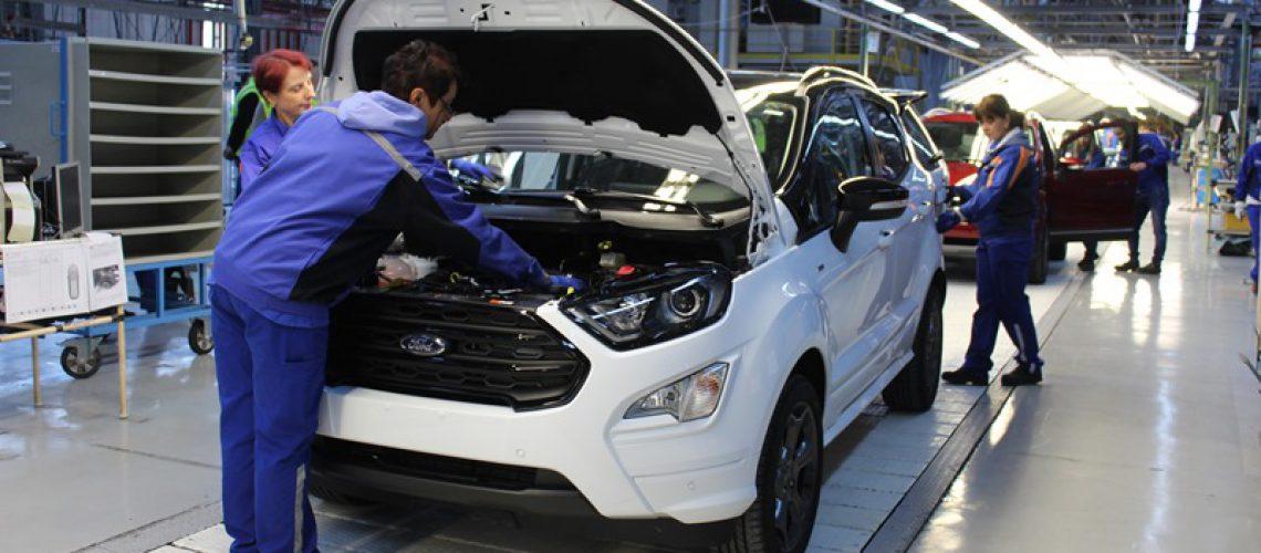 """EcoSport, sempre più """"One Ford"""""""