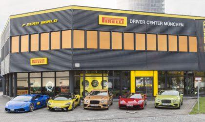 Pirelli, a Monaco di Baviera il primo PZero World in Europa