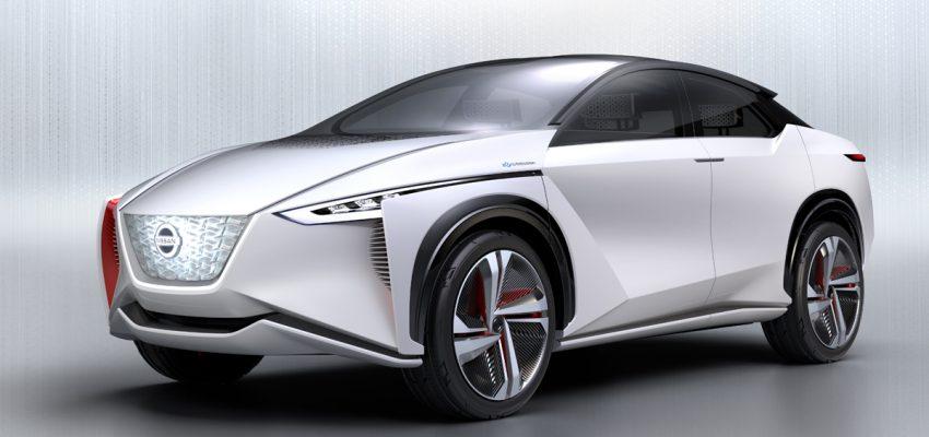 Nissan IMx, 600 km di autonomia
