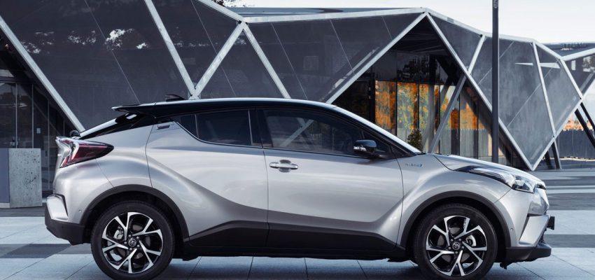 In Toyota sempre più ibride