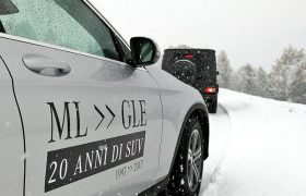 Mercedes-Benz SUV Attack