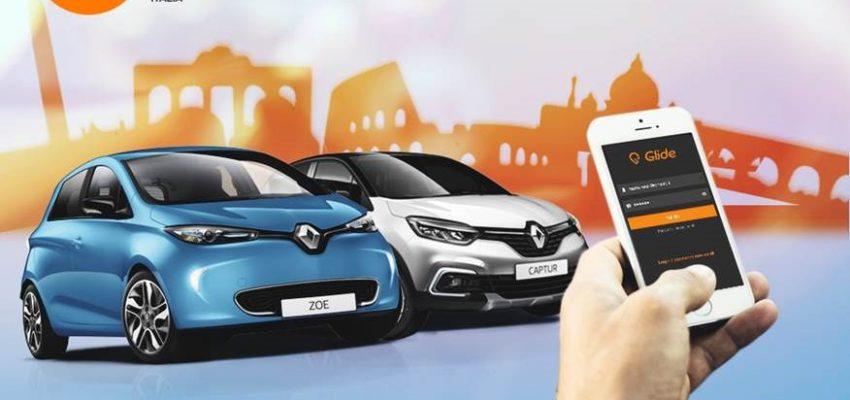 Glide è il nuovo car sharing del Gruppo Renault