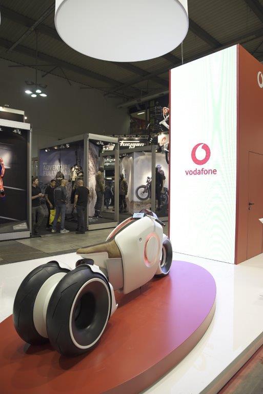 Immagine Vodafone Giga Bike