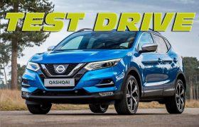 Prova su strada | Nissan Qashqai