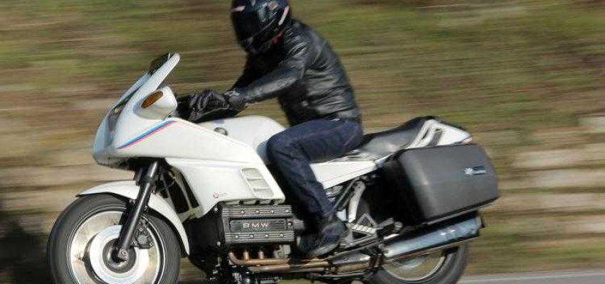 Io, e le moto di Bmw