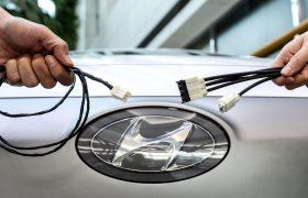 Hyundai e l'auto iper-connessa