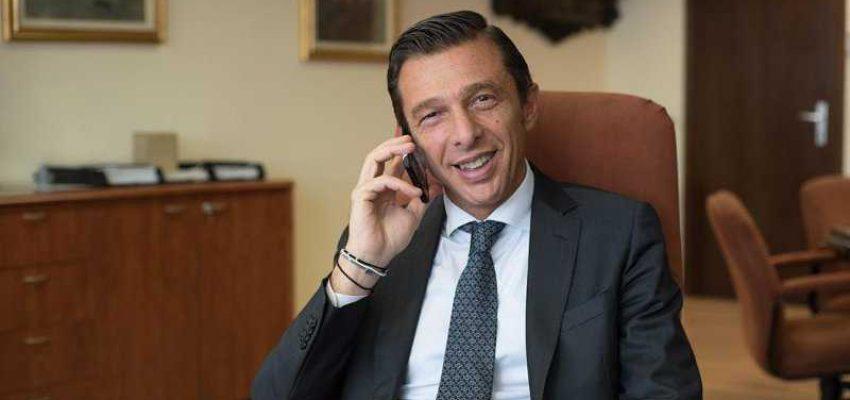 Dell'Orto, un presidente internazionale