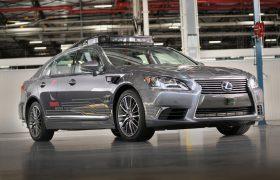 AL CES la guida autonoma (e non solo) secondo Toyota