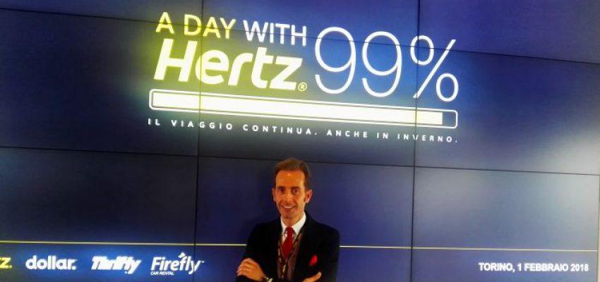 Per Hertz è l'anno del centenario, in gamma anche le Maserati