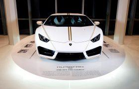 Al Museo Lamborghini…