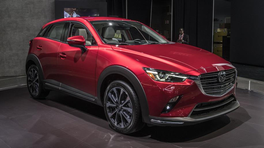 Mazda Cx 3 Un Evoluzione Costante Fuorigiri