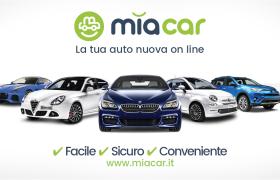 MiaCar, scegli l'auto on line e risparmia