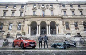 Jaguar E-Future Academy: la mobilità elettrica arriva all'università