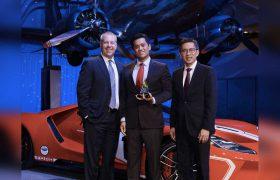 Ford premia Pirelli…