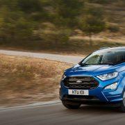 Ford EcoSport, prova di maturità