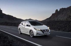 Nissan Leaf…