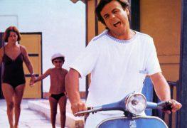 Jerry Calà e la Vespa rubata a papà