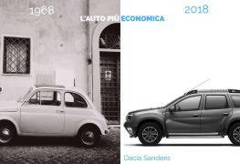 DriveK e l'auto lunga 50 anni