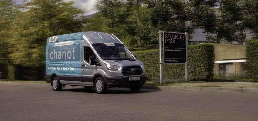 Ford: conquistata Londra grazie a Chariot
