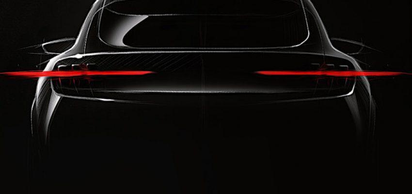 Ford Mustang Ev ritorno alle origini