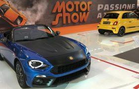 Il Motor Show trasloca (nel 2019)…