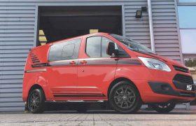 Cerchi in lega: per i van e i veicoli commerciali arriva MSW 48 Van