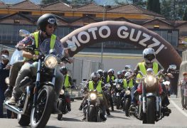 Moto Guzzi Open House da record