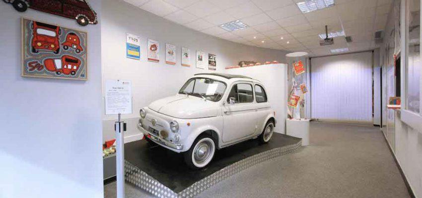 Museo della 500 di Garlenda: numeri da record