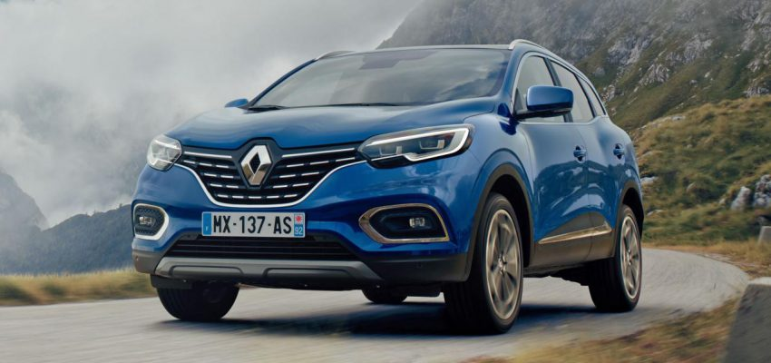 Renault Kadjar, si rinnova il Suv medio di Renault