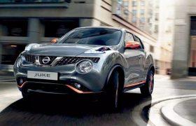 Nissan Juke MY2018