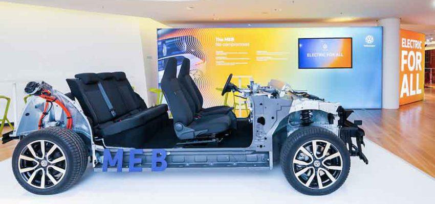 Volkswagen: accelerata nella svolta della mobilità elettrica